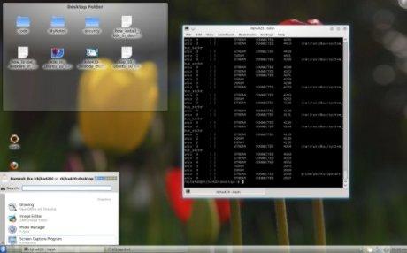 installing kde desktop on ubuntu