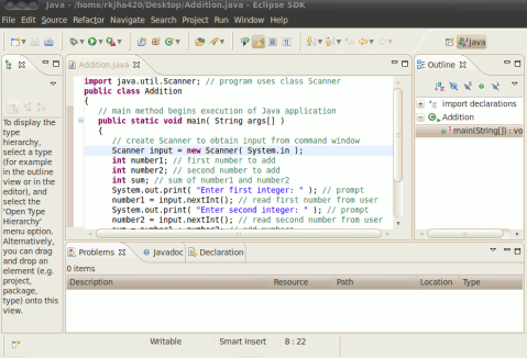 ide for java developement tool