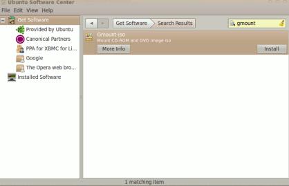 installing gmount on ubuntu 10.04