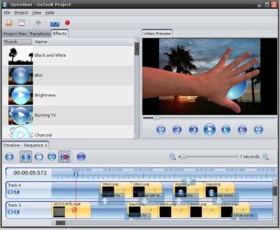 install openshot video editor on ubuntu