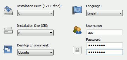 wubi for installing ubuntu 10.04