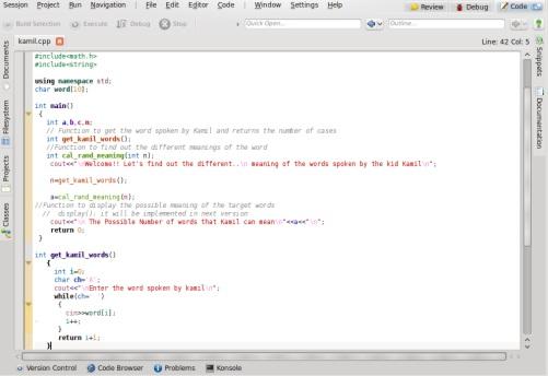 kdevelop for ubuntu 10.04