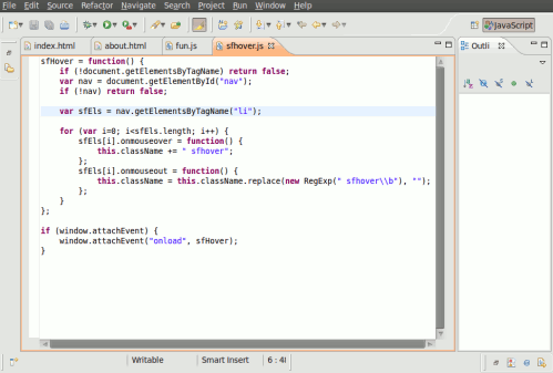 Eclipse IDE on Ubuntu 11.04