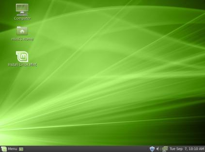 linux mint debian edition snapshot
