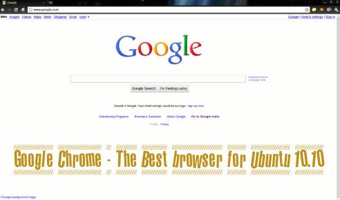 best browser for ubuntu