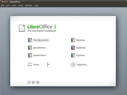 top ubuntu apps 4 - LibreOffice