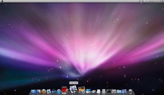 Macbuntu Theme