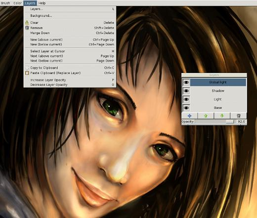 graphics software 4- mypaint