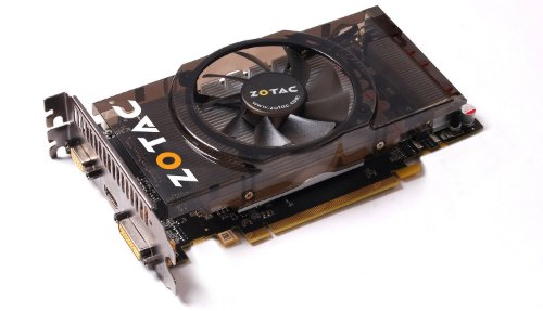 ZOTAC Nvidia Geforce GTS 250