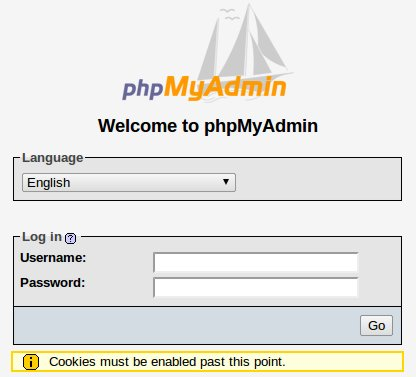 phpmyadmin-login-window