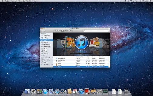 Download MAC OS X Lion (10.7) iso