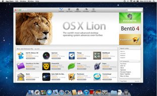 minimum disk space for mac os x lion
