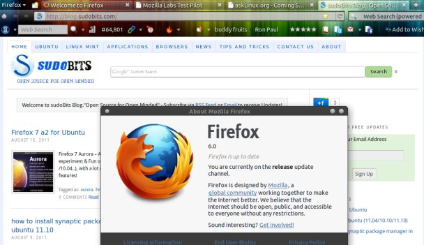 firefox-6-on-ubuntu 11.04
