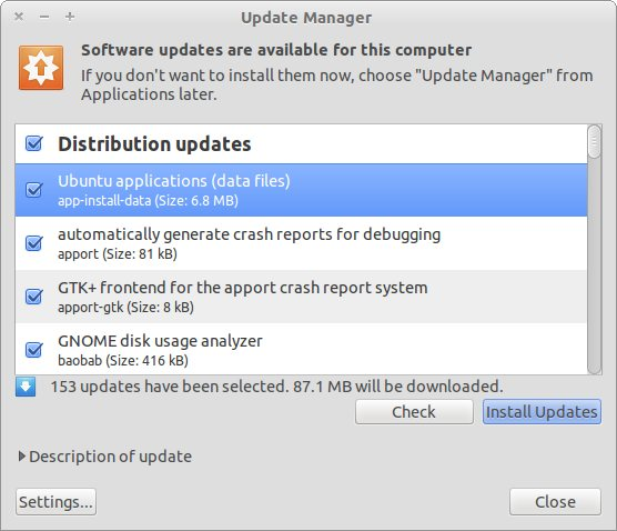 update-manager in Ubuntu 11.10