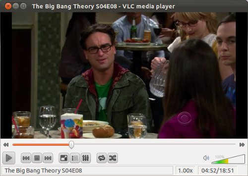 vlc-player-snapshot on Ubuntu 11.10