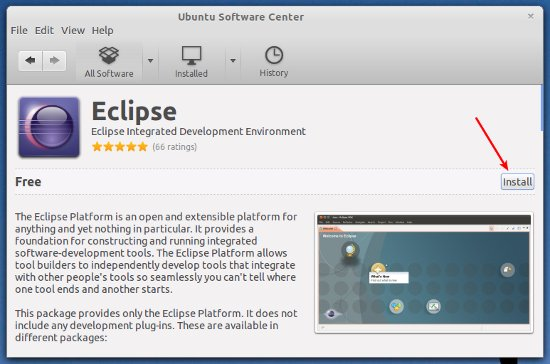 installing-eclipse on Ubuntu 11.10