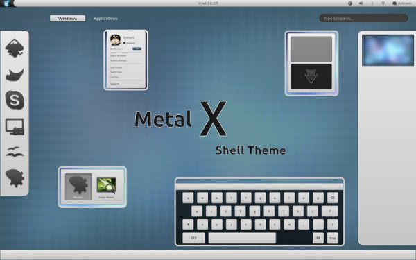 metalx-gnome-shell-theme