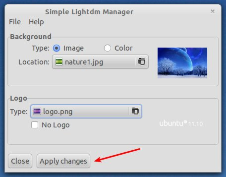 simple lightdm manager Top Tips and Tricks for Ubuntu 11.10 Oneiric Ocelot