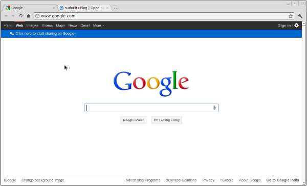chromium-browser