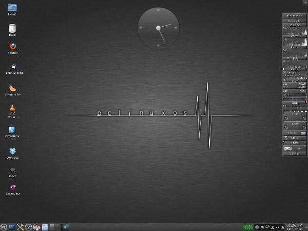 pclinuxos-screenshot