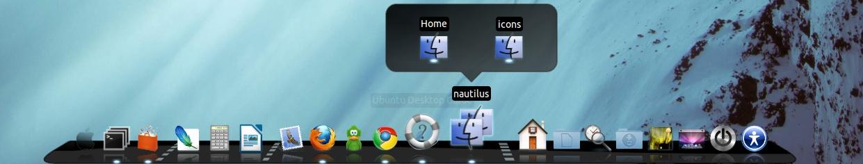 Cairo dock mac theme download
