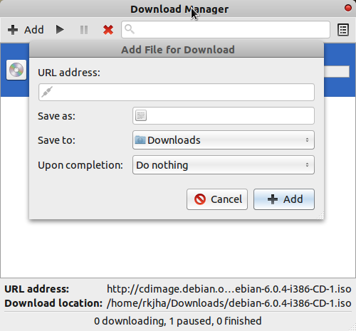 steadyflow Download Manager