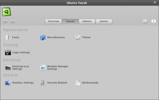 ubuntu-tweak