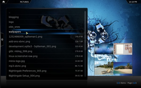 view-pictures-xbmc
