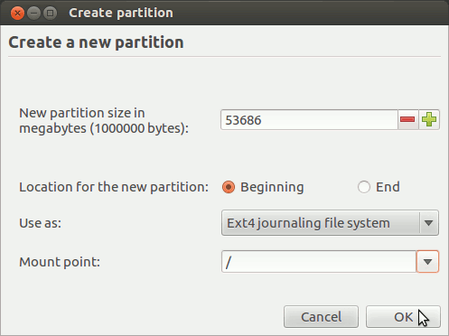 creating-partition