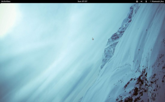 Gnome Shell with Ubuntu 12.04