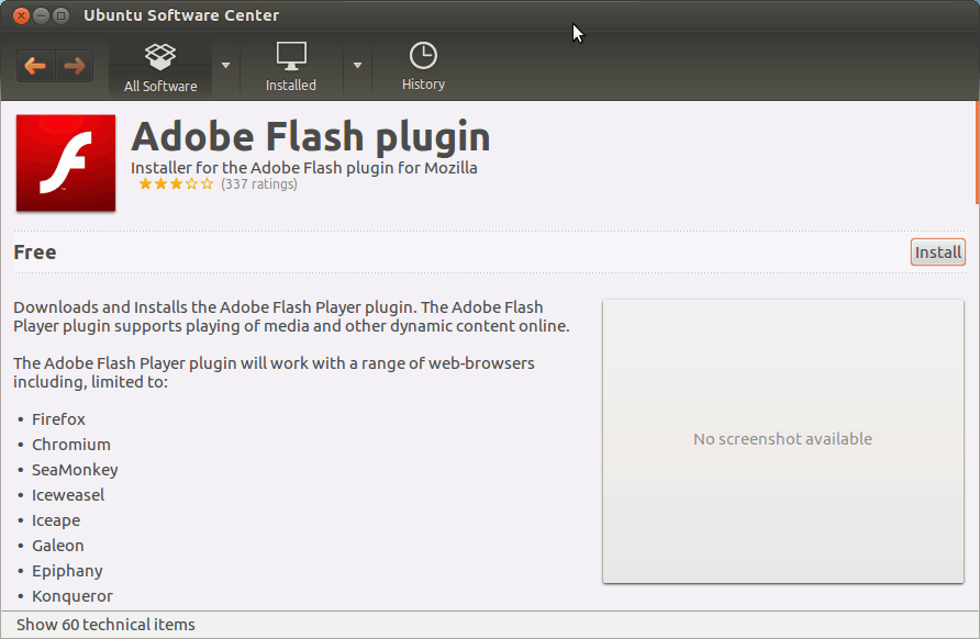 How to install adobe flash player in ubuntu Install adobe flash