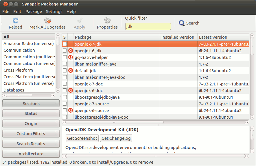 installing-jdk on Ubuntu 12.04