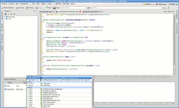 Programming IDEs for Ubuntu 12 04 LTS (Precise Pangolin