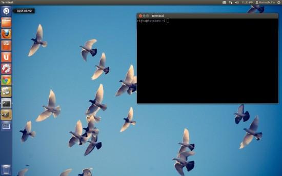 ubuntu-12-04 with unity