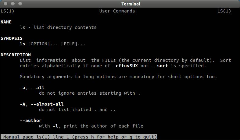 ubuntu-terminal