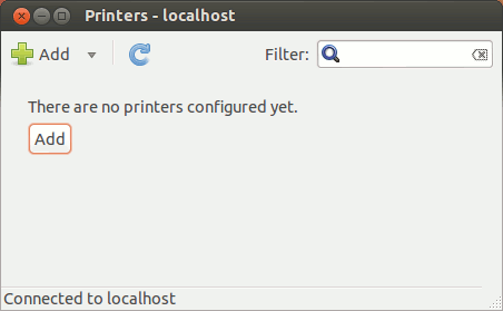 Installing Printer Driver