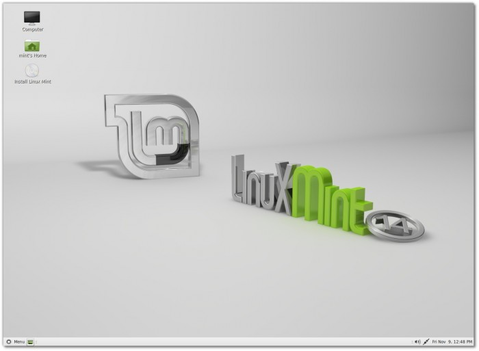 Linux Mint 14 : with Mate Desktop