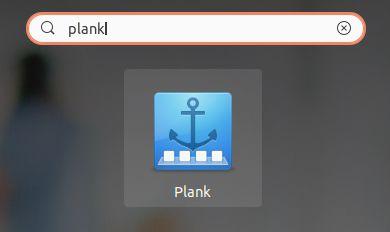 Launch Plank Dock